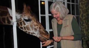 Nairobi's Giraffe Manor
