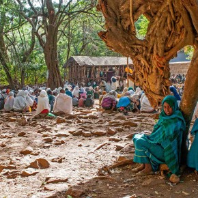 Spiritually Ancient Forests in Ethiopia
