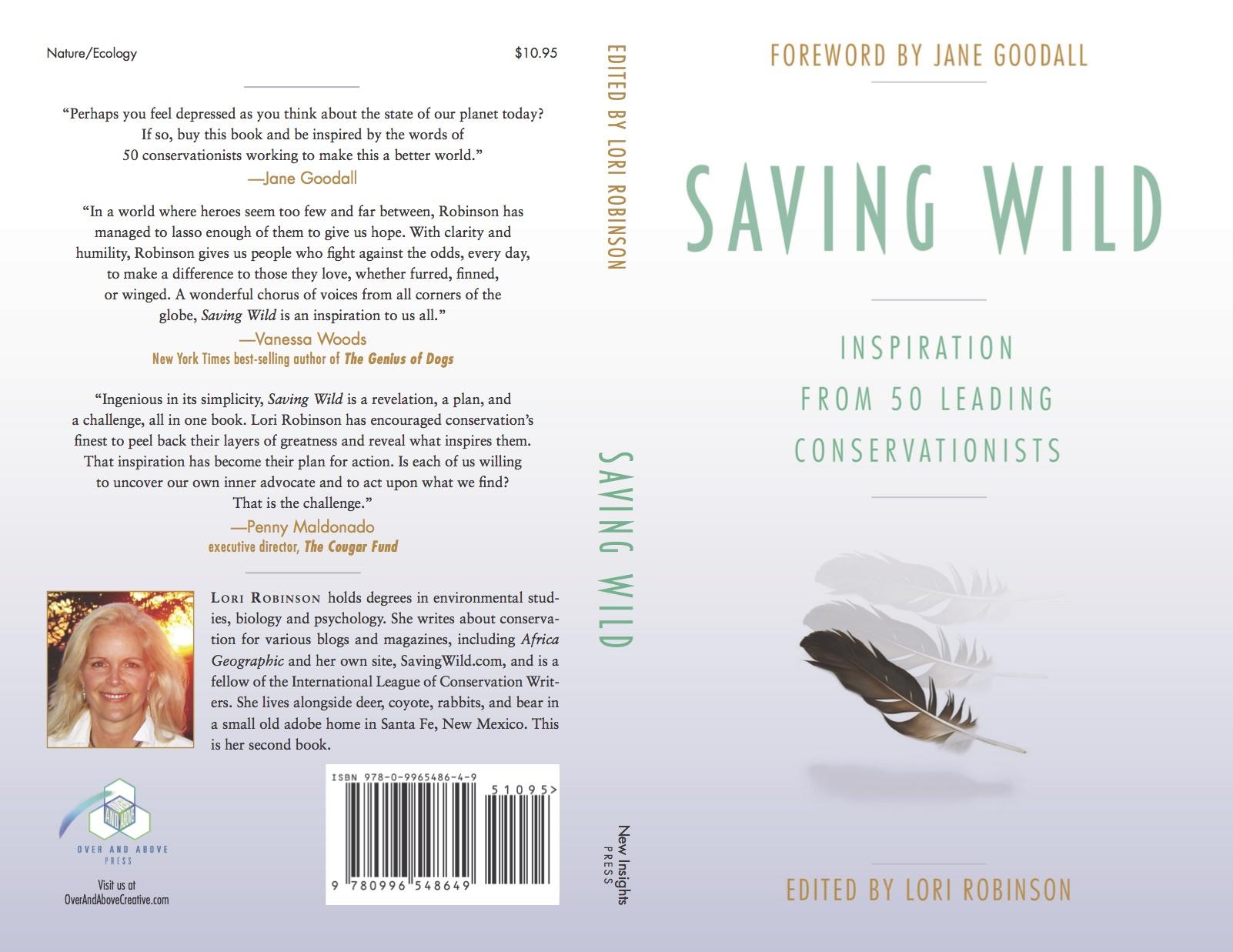 Saving Wild cover image