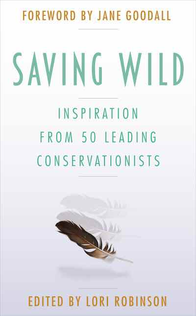 SavingWild: the book