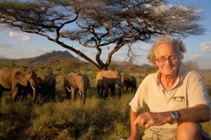 Iain Douglas Hamilton inspires for Saving Wild elephants