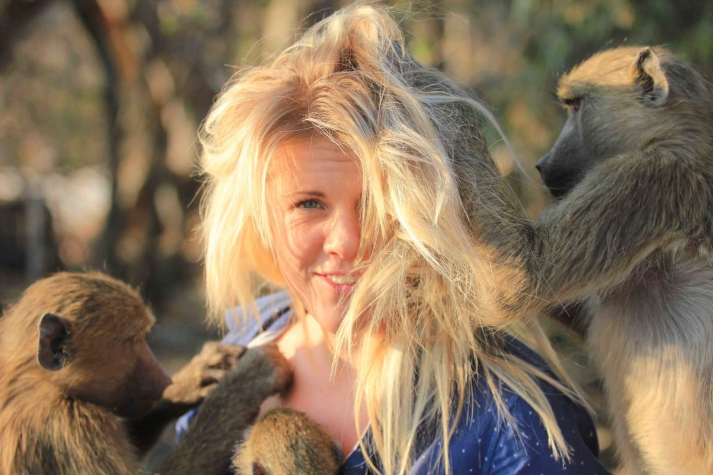 Baye Pigors for Saving Wild Unsung Heroes