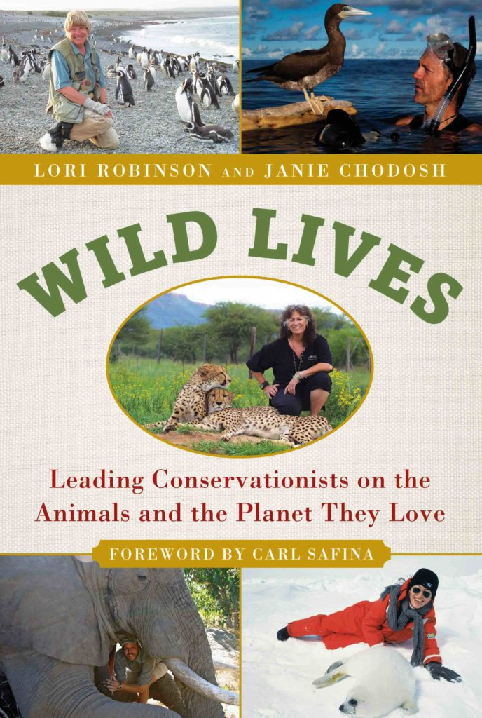 Wild Lives, the Book by Lori Robinson
